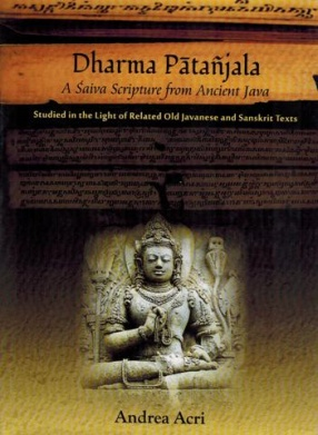 Dharma Patanjala: a Saiva Scripture from Ancient Java, Studied in the Light of Related Old Javanese and Sanskrit Texts, rev. edn