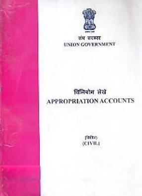 Union Government Appropriation Accounts (civil), 2015-2016