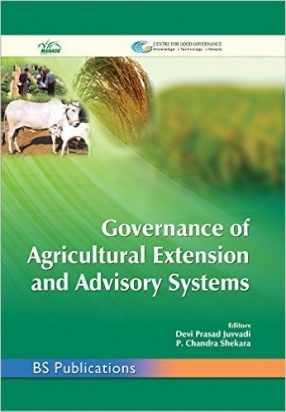 Governance of Agricultural Extension and Advisory Systems