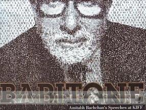 Baritone: Amitabh Bachchan's Speeches at KIFF
