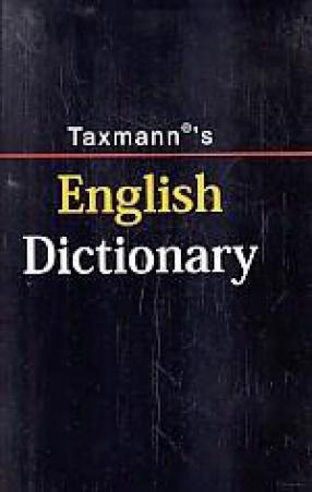 Taxmann's English Dictionary
