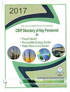 CBIP Directory of Key Personnel