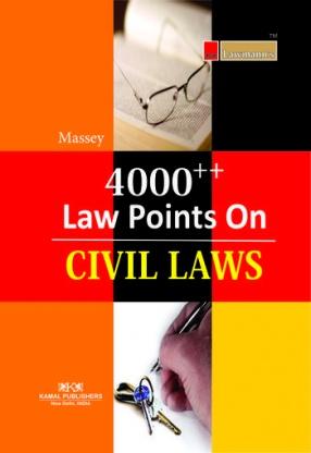 4000++Law Points on Civil Laws