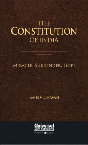 The Constitution of India Miracle Surrender Hope