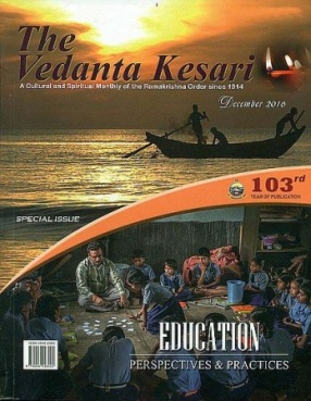 Swami Vivekananda: The Man and His Message