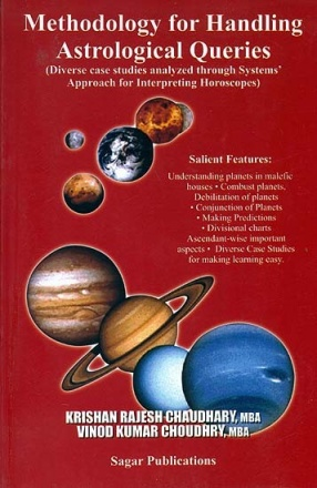 Methodology for Handling Astrological Queries: Diverse Case Studies Analyzed Through Systems Approach for Interpreting Horoscopes