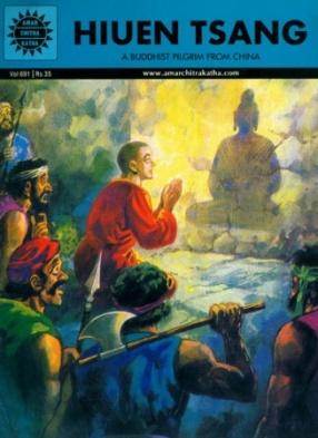 Hiuen Tsang: Paperback Comic Book
