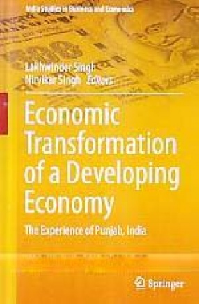 Economic Transformation of a Developing Economy: the Experience of Punjab, India