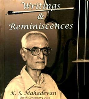 Writings and Reminiscences