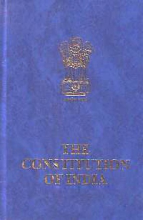 The Constitution of India: As on 21st November, 2016