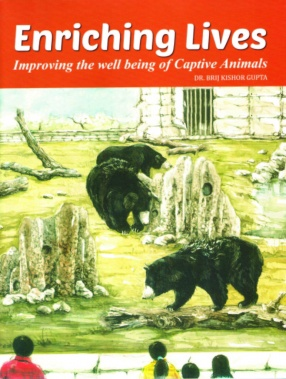Enriching Lives: Improving the Well Being of Captive Animals
