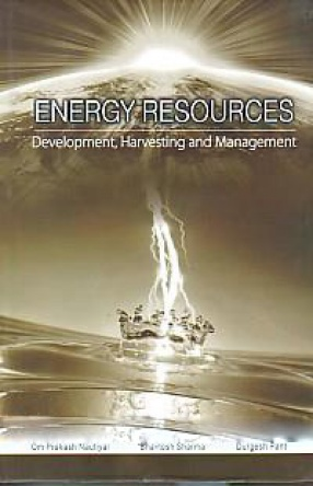 Energy Resources: Development, Harvesting and Management