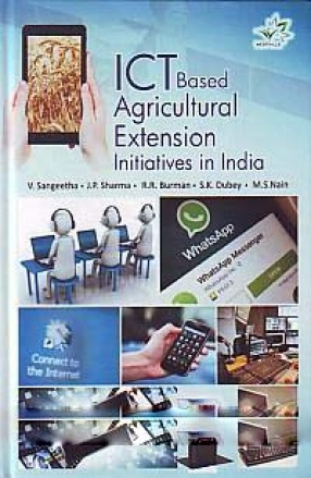 ICT Based Agricultural Extension Initiatives in India