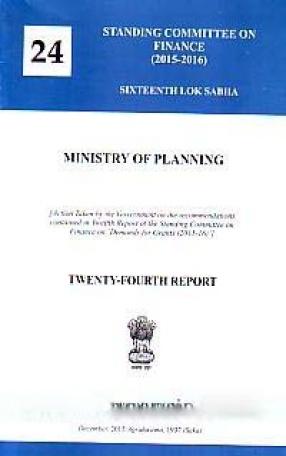 Twenty-Fourth Report: Ministry of Planning