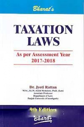 Bharat's Taxation Laws: As Per Assessment Year 2017-2018