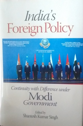 India's Foreign Policy: Continuity With Difference Under Modi Government