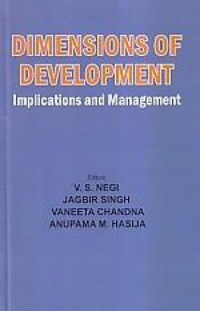 Dimensions of Development: Implications and Management
