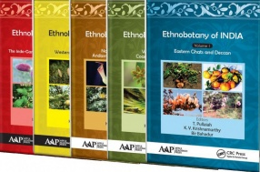 Ethnobotany of India (In 5 Volumes)