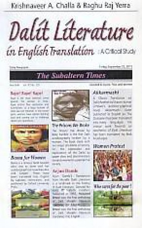 Dalit Literature in English Translation: A Critical Study