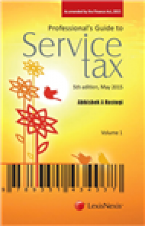 Professional's Guide to Service Tax (In 2 Volumes)