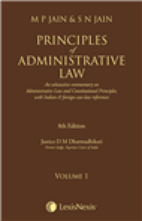 Principles of Administrative Law (In 2 Volumes)