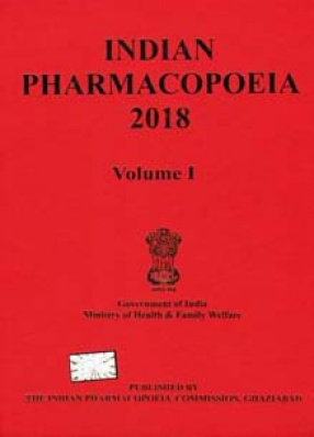 Indian Pharmacopoeia 2018 (In 4 Volumes, with DVD)