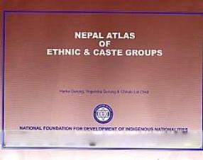 Nepal Atlas of Ethnic & Caste Groups