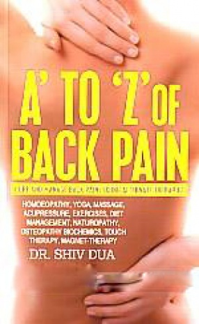 'A' to 'Z' of Back Pain