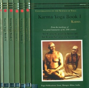 Karma Yoga Book: Conversations of The Science of Yoga (In 7 Volumes)