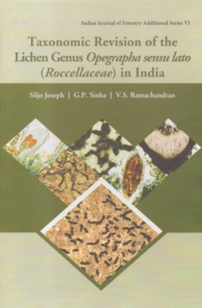 Taxonomic Revision of the Lichen Genus Opegrapha Sensu Lato (Roccellaceae) in India