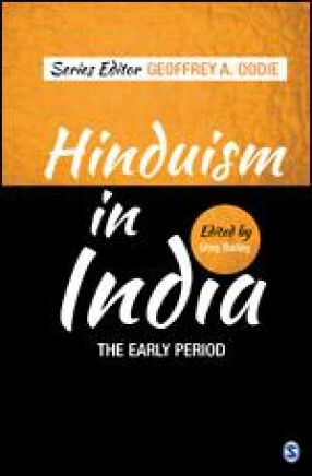 Hinduism in India: The Early Period