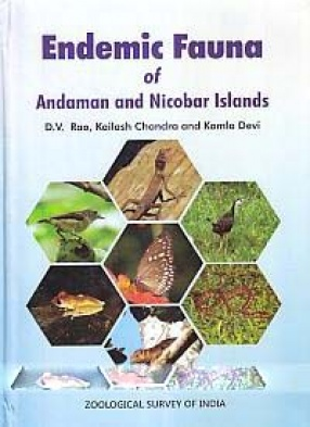 Endemic Fauna of Andaman and Nicobar Islands