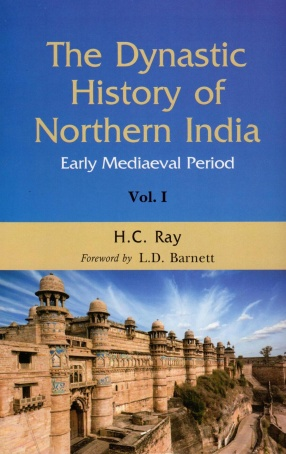 The Dynastic History of Northern India: Early Mediaeval Period (In 2 Volumes)