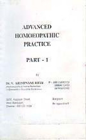 Advanced Homoeopathic Practice (In 2 Volumes)