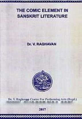 The Comic Element in Sanskrit Literature