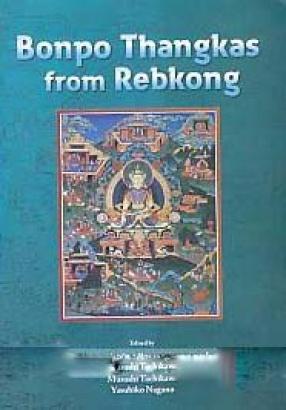 Bonpo Thangkas from Rebkong