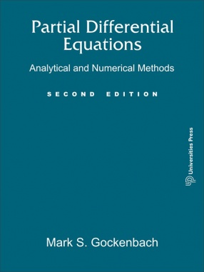 Partial Differential Equations: Analytical and Numerical Methods
