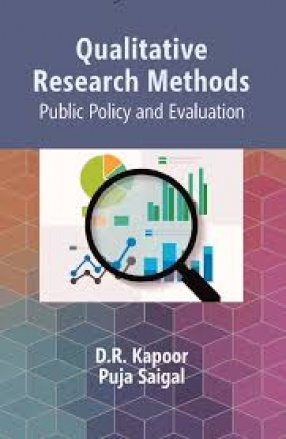 Qualitative Research Methods: Public Policy and Evaluation