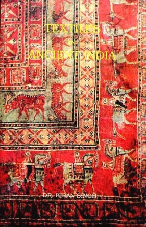 Textiles in Ancient India: An Old and Rare Book