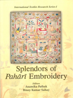 Splendors of Pahari Embroidery