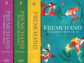Premchand The Complete Short Stories (In 4 Volumes)