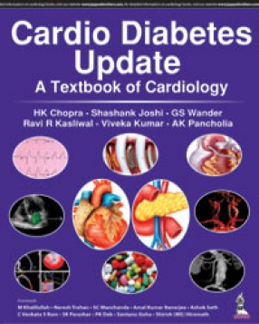 Cardiodiabetes Update: A Textbook of Cardiology