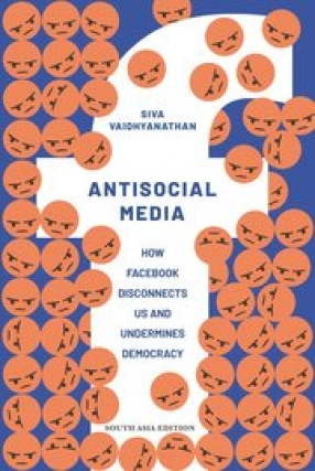 Antisocial Media: How Facebook Disconnects Us and Undermines Democracy