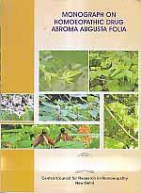 Monograph on Homoeopathic Drug Abroma Augusta Folia