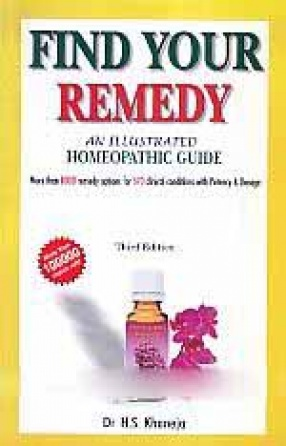 Find Your Remedy: An Illustrated Homeopathic Guide