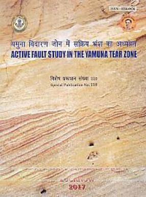 Active Fault Study in The Yamuna Tear Zone