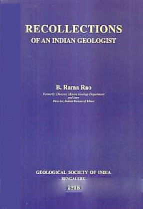 Recollections of an Indian Geologist
