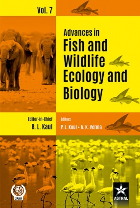 Advances in Fish and Wildlife Ecology and Biology, Volume 7