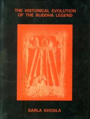 The Historical Evolution of The Buddha Legend: An Old and Rare Book