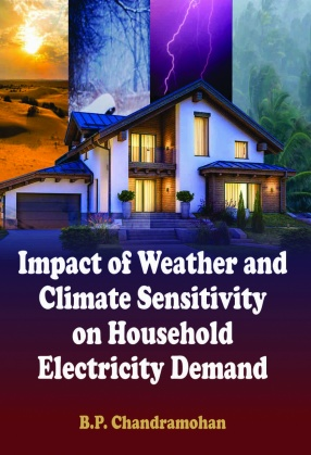 Impact of Weather and Climate Sensitivity on Household Electricity Demand
